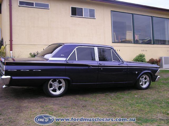 Muscle Classic Ford 1962 Compact Fairlane